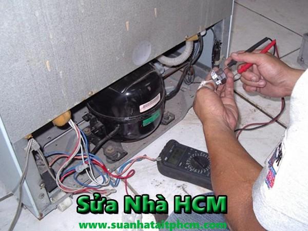 Dịch vụ sửa chữa điện nước tại TPHCM